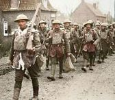 WW I western front