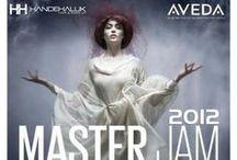 Aveda Master Jam Fashionista 1.'si Sakin Yıldırım / Hair,Beauty