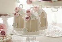 Petit fours, minicakes