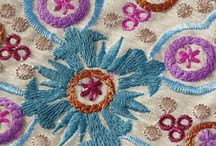 Art, Fabric,embroidery and lovely things