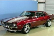Muscle cars / Cars I would love to have!!!