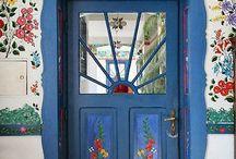 Facade/door/Architecture