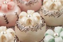 Cakepops / Kleine Kuchen am Stiel