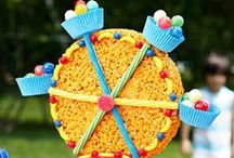 Birthday Party Ideas / Hosting a birthday party this weekend? Search through our board for ideas on DIY foods, decorations and games to fit your child's interests.