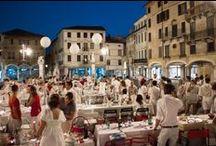 2013 MySD Bassano del Grappa / My secret dinner a Bassano del Grappa, 06/09/2013 Mood: White & Red. #white#red#alfresco#party#summer#italy#veneto#bassanodelgrappa#bassano