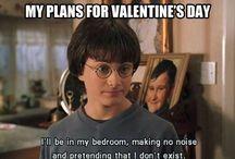 Valentine's Day (Singles Awareness Day!!!) / by Courtney.