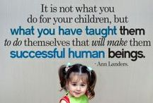 Life As A Parent / Inspirational and funny quotes for parents.
