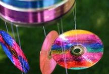 Arts & Crafts Time / Let your little ones imagination soar with all these arts & crafts ideas.