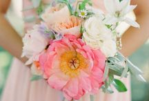 ..gardened.. / Wedding Flowers and Floral Bouquets / by Postscripted Studios