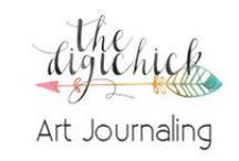 Art Journaling / Feeling creative?  Try some art journaling!
