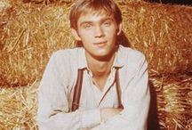 THE WALTONS/RICHARD THOMAS / THE WALTONS TV SHOW/RICHARD THOMAS / by Linda Serrano