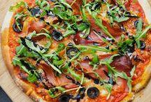 Happy Pizzas, Tartes et Quiches