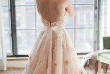 Brautkleid / Inspiration für die Braut