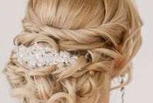 Brautstyling & Accessoires / Inspiration für die Braut