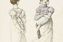 Historical fashion/ 1790 -1825