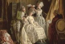 Historical Fashion / 1700-1790