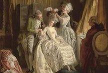Historical Fashion / 1700-1790