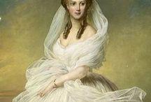 Historical Fashion/ 1840 -1860