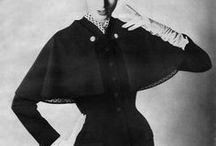 Historical Fashion / 50s - 60s