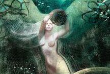 Fantasy illustration / inspiration