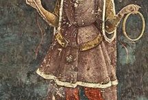 Historical Fashion / Medieval