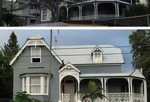 Exterior paint colours / Colours to consider for our old Queenslander
