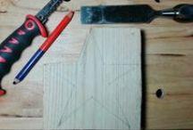 Sandra Enne wooden sculpture & wood carving / Sculpture, chip carving, design, wood working