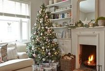 C / christmassy things...