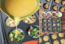 Leckeres Frühstück - Having Breakfast / Üppig, ausgefallen und ausführlich frühstücken, inbesondere am Wochenende.