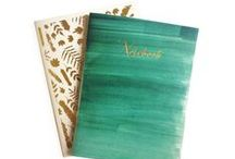 Notebooks and Journals - Artistry Cards / Whether you want to sketch, draw or write notes, these are just the ticket!
