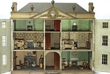 Doll Houses / by judy jefferson