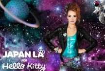 JapanLA x Hello Kitty Collection 1 / JapanLA's debut collection featuring a Hello Kitty Collaboration!~