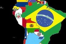 *    Amazing South America     * / by Neusa Fujimoto