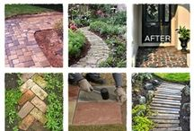 Gardening ideas and decor / by Gina