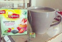 Drinks : Tea.