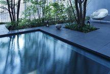 green sense / green therapy for the space - garden design, planting