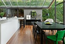 rooftop & extension