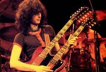 Jimmy page & Led Zeppelin / Jimmy page and led zeppelin  / by Dech1010