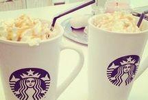 Drinks : Starbucks.