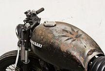 Vintage / Beautiful Retro Motorcycles