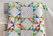 Моё Лоскутное | Quilts I've made / Quilt