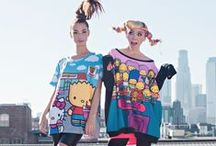 The Simpsons x Hello Kitty Collection! / JapanLA Clothing is thrilled to have created this super special collection ft. Hello Kitty and The Simpsons! The collection is officially licensed by both Sanrio and Fox. The 7 piece collection will be offered from select retailers including JapanLA, Sanrio.com, select Sanrio boutiques, DollsKill, ModCloth, Shop Jeen, KawaiiNOLA, LA Style Rush, The Giant Peach, and Sidecca. Models: Angelina & Shawnee/Photographer: Sylvia G/Make-Up: Erin N/Hair: Alex T/Creative Director: StephieeBeast
