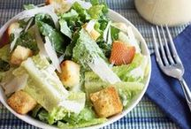 Tofu Salads / Healthy salad recipes made with Tofu.