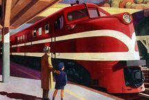 Edward Hopper. Obra / by Quena Peleteiro