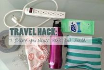 For My Travels - Toiletries, electronics etc / Packing the extra things...