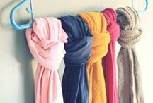 For my Wardrobe - Organise the Closet / Tips for spring cleaning / arranging the closet to function best