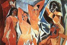 Picasso. Obra / by Quena Peleteiro