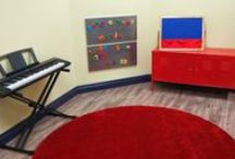About Bang A Beat Music Therapy Centre / Bang A Beat Music Therapy Centre in Winnipeg, Manitoba, Canada