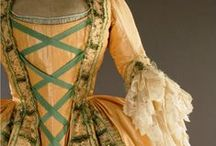 more favorite gowns & accessories / from other historical eras I'd love to visit