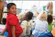 Early Literacy / Here you'll find ideas for engaging storytimes, fun activities and effective programs, including 1,000 Books Before Kindergarten and The Very Ready Reading Program.